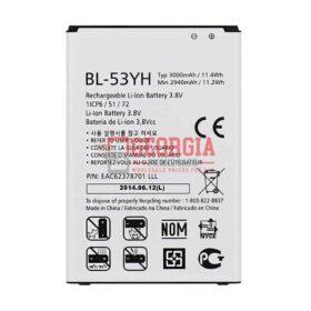 Brand New 3000mah BL-53YH Battery for LG G3 VS985 F400 D850 D855 D830 D851 LS990 (High Quality - Substitute Part)
