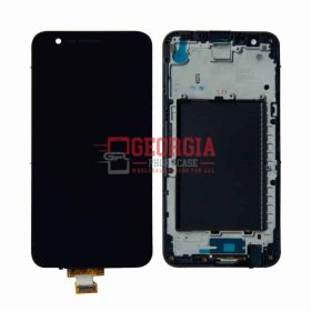 LCD Touch Screen Digitizer Assembly Frame For LG K20 Plus VS501 VERIZON