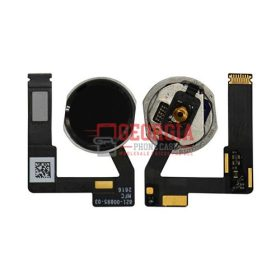 Home Button Connector with Flex Cable Ribbon for iPad Pro (12.9 inches) 2nd Gen - Black