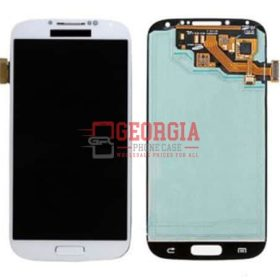 Screen Substitute without Frame for Samsung Galaxy S4 I545/L720/R970 - White