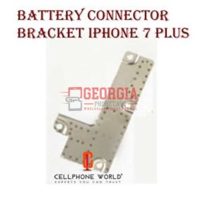 2x iPhone 7 Plus Metal Bracket Battery Connector Holder (High Quality - Substitute Part)