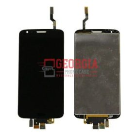 LCD Display Touch Screen Glass Digitizer Assembly for LG G2, D800 D801 D803 LS980 VS980 - Black