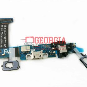 Samsung Galaxy S6 SM-G920F Charger Charging Port w/ Mic & Keypad Flex Cable