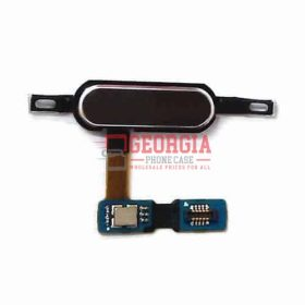 Main Black Home Button + Flex Cable For Samsung Galaxy Tab S 10.5 T800 T801 T805