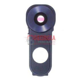 LG V10 Rear Dark Blue Back Camera Glass Lens Cover + Frame Holder For H900 AT&T H961N H968