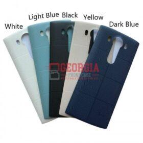 LG V10 Black Back Battery Housing Door Back Cover Case With NFC