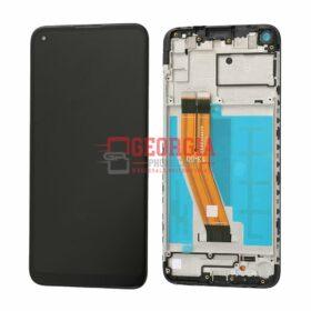 Samsung Galaxy A11 2020 A115 LCD Display Touch Screen Digitizer+Frame