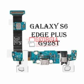 Headphone Jack Charging Charger Port Flex For Samsung Galaxy S6 Edge+ Plus G928T (High Quality - Substitute Part)
