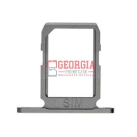 BLACK Samsung Galaxy S6 G920A G920T G920P G920V Sim Card Holder Slot Sim Card Tray Substitute New