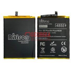 Battery for Motorola 4850mAH Moro E4 Plus XT1770 XT1774 E5 Plus XT1924 RHTRON Premium Battery(High Capacity)
