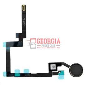 Black Home Button Sensor Connector Flex Cable Ribbon Repair for iPad Mini 3 (High Quality - Substitute Part)