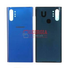 Aura Blue Battery Cover Rear Back Glass Housing Door For Samsung Galaxy Note10
