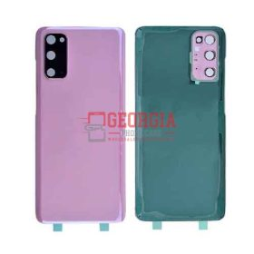 Back Cover and Adhesive Tape for Samsung Galaxy S20 - Cloud Pink