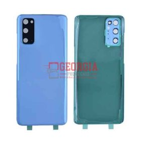 Back Cover with Adhesive Tape for Samsung Galaxy S20 - Cloud Blue