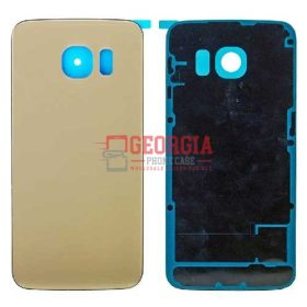 Battery Back Cover Housing Door for Samsung Galaxy S6 Gold G920T G920P G920A G920V