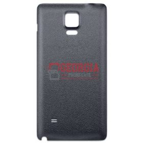 Battery Door Back Cover for Samsung Galaxy Note 4 N910A/N910F/N910P Black