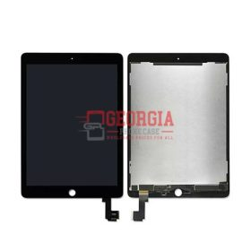 LCD with Touch Screen Digitizer for iPad Air 2 - Black (High Quality - Substitute Part)