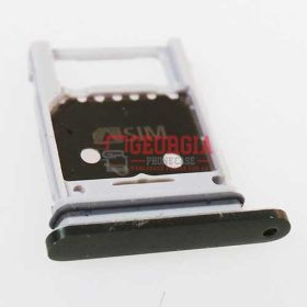 Sim Card Tray for Samsung Galaxy S7 Active G891 - Green (High Quality - Substitute Part)