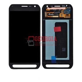 LCD Screen Display with Digitizer Touch Panel for Samsung Galaxy S6 Active G890/ G890A (for SAMSUNG) - Blue (High Quality - Substitute Part)