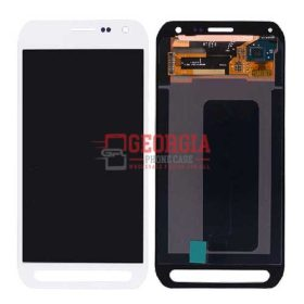 LCD Screen Display with Digitizer Touch Panel for Samsung Galaxy S6 Active G890/ G890A (for SAMSUNG) - White (High Quality - Substitute Part)