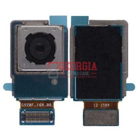 Rear Camera with Flex Cable for Samsung Galaxy S6 Active G890/ G890A (High Quality - Substitute Part)