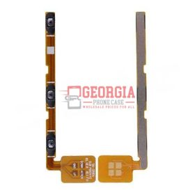 Power & Volume Button Connectors with Flex Cable for Samsung Galaxy S6 Active G890/ G890A (High Quality - Substitute Part)
