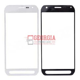 Front Screen Glass Lens for Samsung Galaxy S6 Active G890/ G890A (for SAMSUNG) - White (High Quality - Substitute Part)