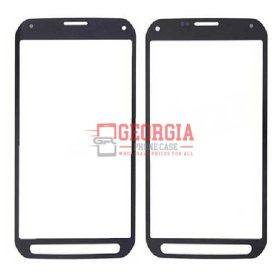 Front Screen Glass Lens for Samsung Galaxy S5 Active G870 (for SAMSUNG) - Titanium Gray (High Quality - Substitute Part)