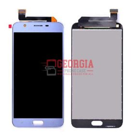 LCD Screen Display with Digitizer Touch Panel for Samsung Galaxy J7 Refine 2018 J737,J7 Star - Blue (High Quality - Substitute Part)