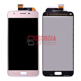 LCD Screen Display with Digitizer Touch Panel for Samsung Galaxy J3 2018 J337,J3 Achieve 2018,Express Prime 3 - Gold (High Quality - Substitute Part)