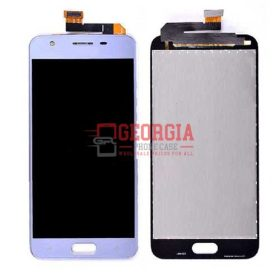 LCD Screen Display with Digitizer Touch Panel for Samsung Galaxy J3 2018 – Blue (High Quality - Substitute Part)