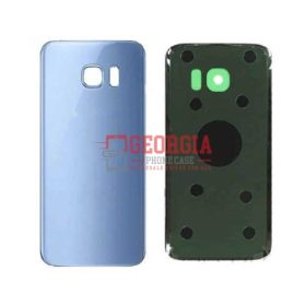 Substitute Back Battery Cover for Samsung Galaxy S7 All Versions BLUE