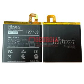 3.85V 2770Ah HTC Google Pixel 1 Nexus M1 B2PW4100 Premium RHTRON Battery internal (High Capacity)