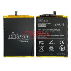 RHTRON Premium Battery Motorola 4850mAH E4 E5 Plus HE50 XT1770 XT1774 XT1924