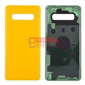 Back Cover Battery Door for Samsung Galaxy S10 G973 - Yellow
