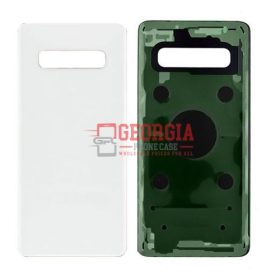 Back Cover Battery Door for Samsung Galaxy S10 G973- Ceramic White