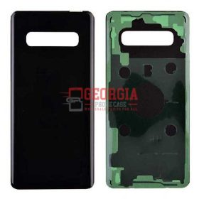 Back Cover Battery Door for Samsung Galaxy S10 G973- Prism Black