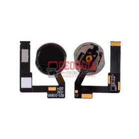 Home Button Connector with Flex Cable Ribbon for iPad Air 3 - Black