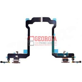 Brown Charging Port with Flex Cable for iPhone XS(5.8 inches)