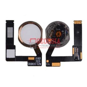 Home Button Connector with Flex Cable Ribbon for iPad Pro(10.5 inches) - Rose Gold