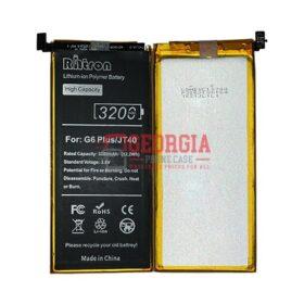 3.8V 3200mAh Battery for Motorola Moto G6 Plus XT1926 (JT40) (High Quality - RHTRON)