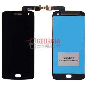 LCD Screen Display with Digitizer Touch Panel for Motorola Moto G5 Plus XT1687 - Black (High Quality - Substitute Part)