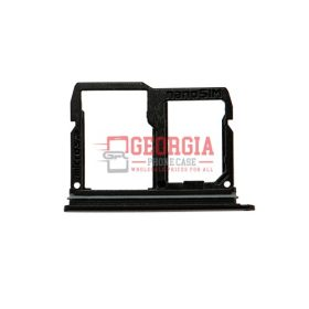 Blue LG STYLO 4 SIM Card Tray Q710MS Q710CS L713DL (High Quality - Substitute Part)