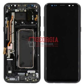 LCD Digitizer Assembly Touchscreen with Frame Grade A - Samsung Galaxy S8 Plus G955U (High Quality)