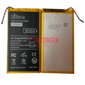 3.8V 3000mAh Battery for Motorola Moto Z2 Play XT1710 Premium Quality RHtron Battery