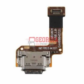 Charging Port with Flex Cable for LG Q7+ Q610 (High Quality - Substitute Part)