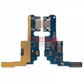 Charging Port with PCB board for ZTE Grand X Max 2 Z988/ Imperial Max Z963 (High Quality - Substitute Part)