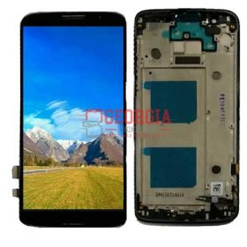 Motorola Moto G6 XT1925 LCD Display Touch Digitizer Substitute Frame (High Quality - Substitute Part)