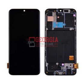 LCD Assembly With Frame for Samsung Galaxy A40 (A405 / 2019)