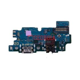 Charging Port with PCB board for Samsung Galaxy A20 (2019) A205U(for America Version)